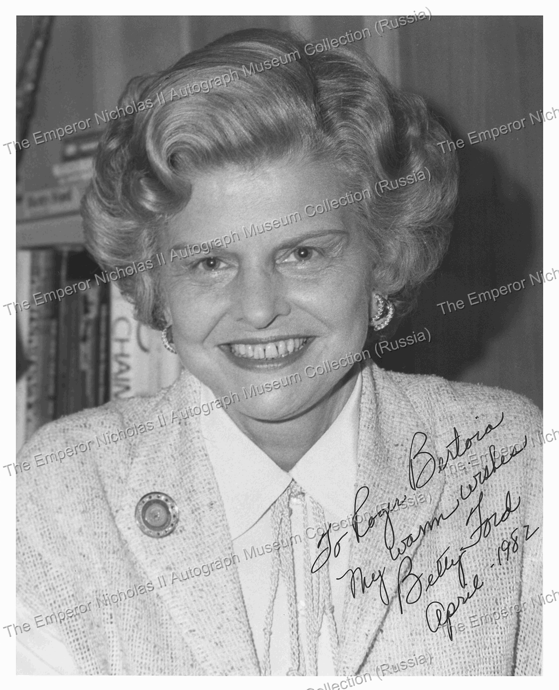 my hero betty ford How would you describe betty how would you describe betty ford the ability to access any university's resources through course hero proved invaluable in my.
